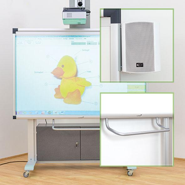 Interaktives Whiteboard  Eboard Touch