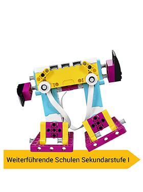 LEGO Education Lernstufe Sekundar 1