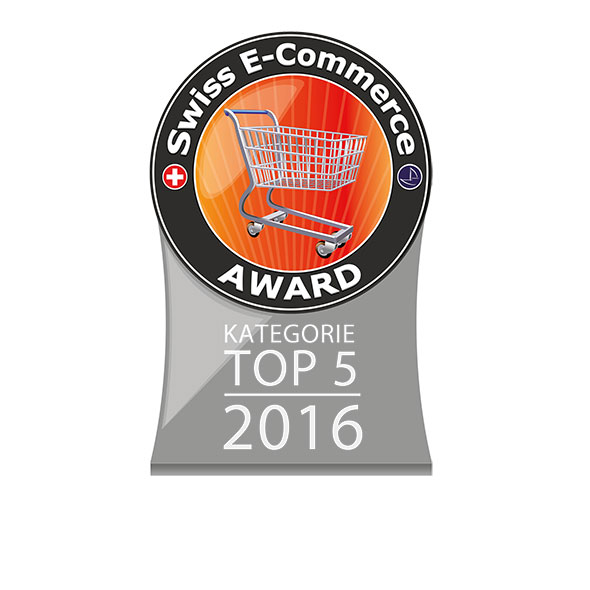 Nominierung Swiss e-Commerce