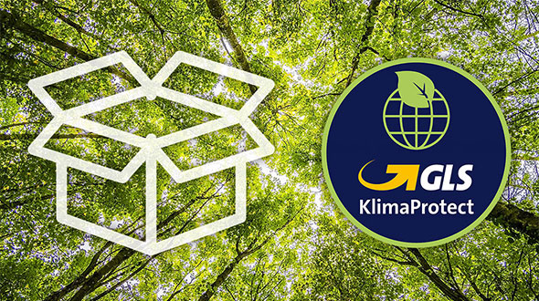 Klimaneutraler Paketversand