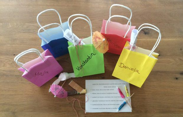Friendship Bags