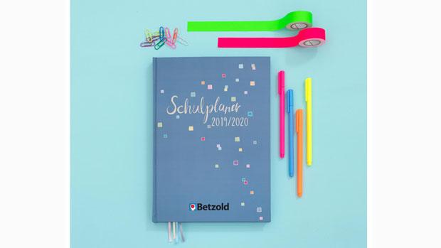 Betzold-Design-Schulplaner