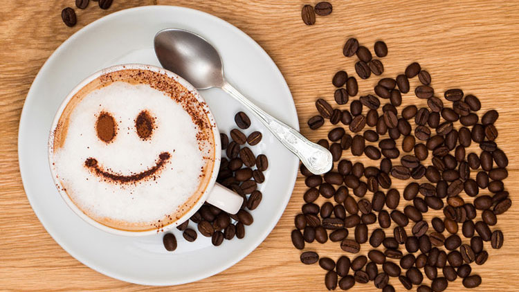 Kaffee im Lehrerzimmer