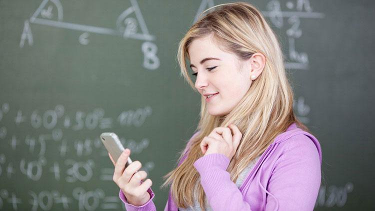 Smartphones in der Schule