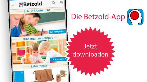Betzold Shopping-App