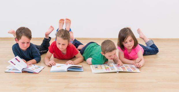 Leseförderung Jungen
