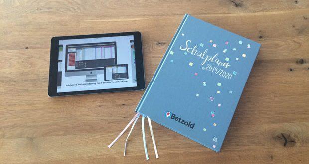 Lehrerplaner: App oder Kalender